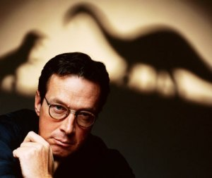 Image of author Michael Crichton