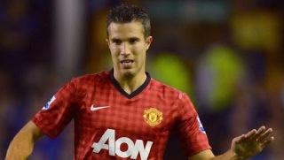 Robin van Persie for United