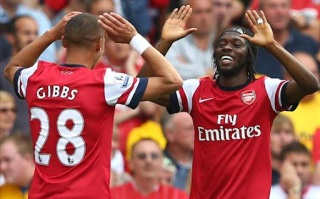 Gibbs and Gervinho