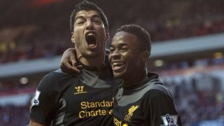 Liverpool actually scoring