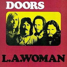 LA Woman album cover