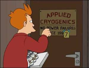 Futurama's Fry