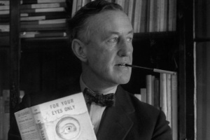 Authir Ian Fleming